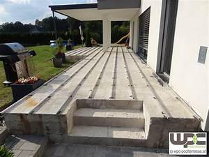 bilder wpc aluminium alu unterkonstruktion fur With garten planen mit balkon aus aluminium