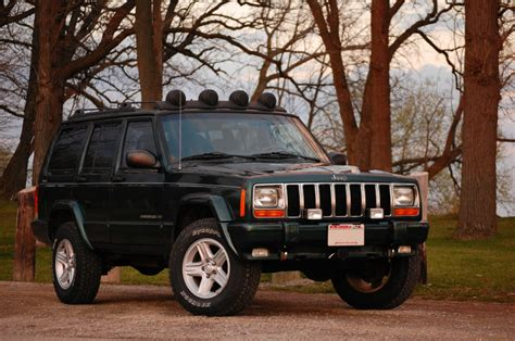 jeep liberty light bar mounting a liberty light bar on an xj jeep forum
