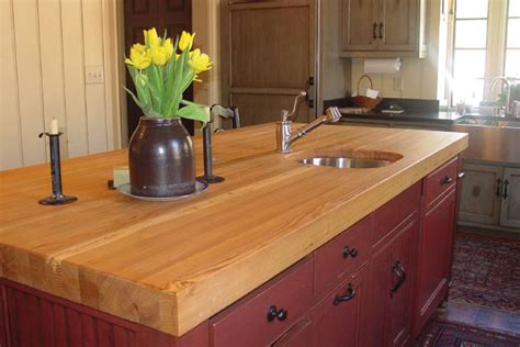 solid wood kitchen countertops alternatives