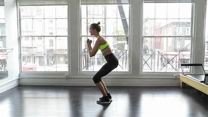 Butt Karlie Kloss Working Vogue Workout