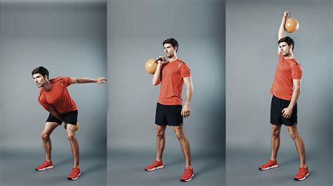 press clean kettlebell form coachmag