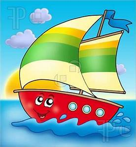 10 Best images about Cartoon Boats on Pinterest | Royalty ...