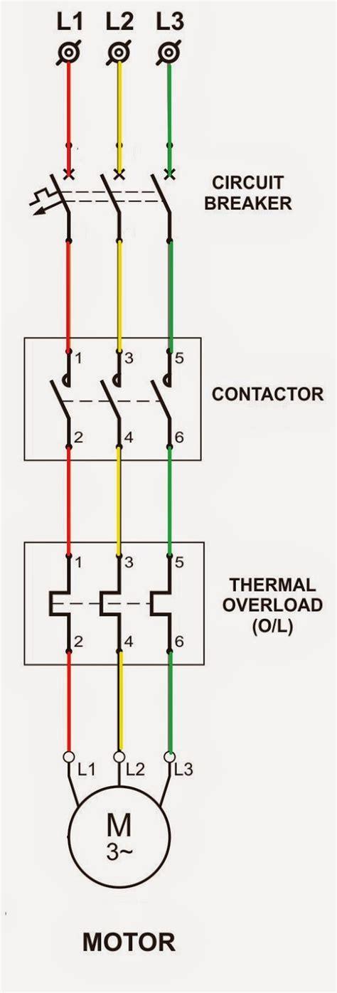 motor starter wiring diagram pdf free wiring diagram