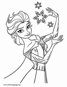 Frozen movie clipart black and white