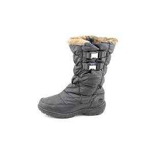 totes womens boots size 9 totes womens size 8 black winter boots used