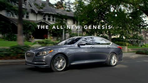 hyundai super bowl ads  feature genesis  elantra