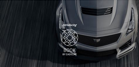 Cadillac Book by Brandchannel Book By Cadillac Subscription Service Offers