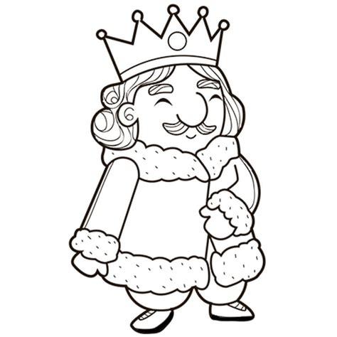 Le Roi  Coloriage Le Roi En Ligne Gratuit A Imprimer Sur