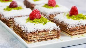 Video Und Rezept Butterkeks Kuchen Mit Club Of Cooks