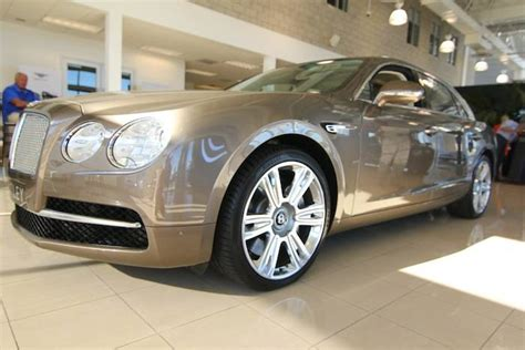 Haute Event Towbin Motorcars Debuts The Bentley Flying Spur