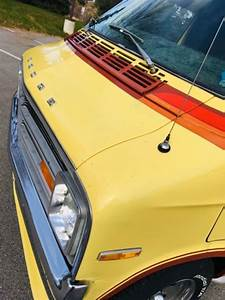 1976 Dodge B200 Street Van     440 Powered Custom 76 Tradesman     Mopar For Sale