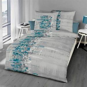 Dänisches Bettenlager Matratze 140x200 : makosatinbettw sche smaragd 140x200 graut rkis d nisches ~ Watch28wear.com Haus und Dekorationen