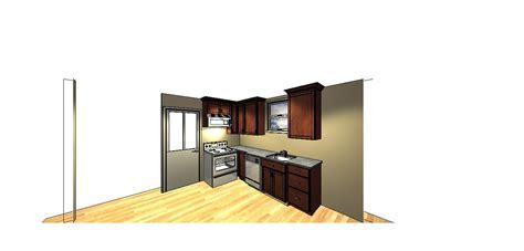 Small Apartment Kitchen Remodel  Zolotaskb
