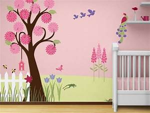 Baby on the Way? See What The Wallpaper Designs of Today ...