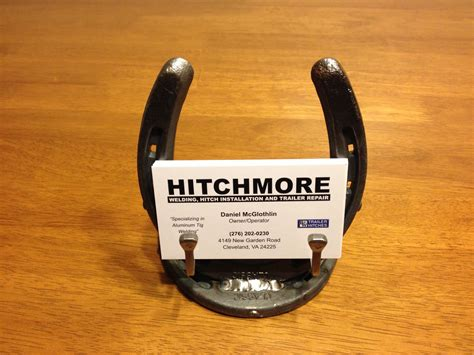 Horseshoe Business Card Holder Hitchmore@gmail.com Visiting Card Photo Studio Business Like Us On Facebook Unknown Video Objects Oklahoma State University Holder Cards With Brochure Vertical Desktop Best
