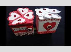 Del 14 Caja En De Madera Y Para Dia De Amor Febrero El De La 14 Amistad Arreglos Febrero 4