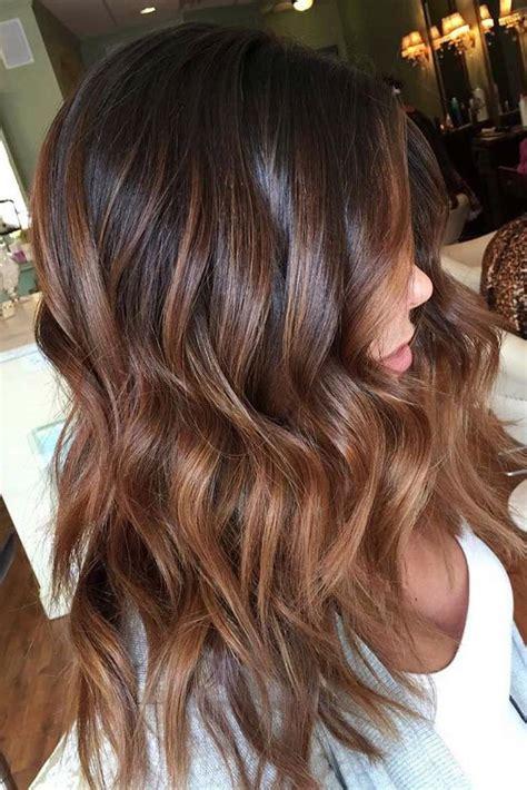 braune haare ombre 1001 coole ideen f 252 r die bezaubernde haarfarbe caramel