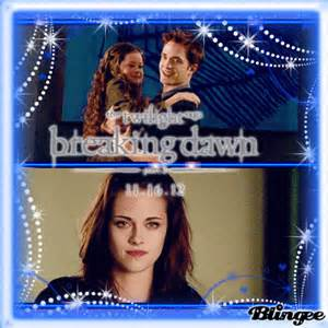 Edward and Bella Breaking Dawn Part 2