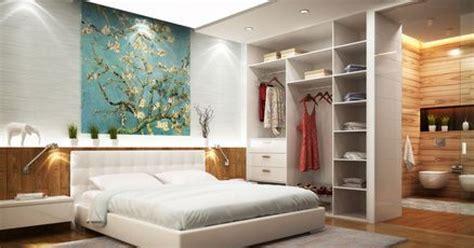 chambre avec salle de bain ouverte la salle de bain ouverte sur chambre aménagements