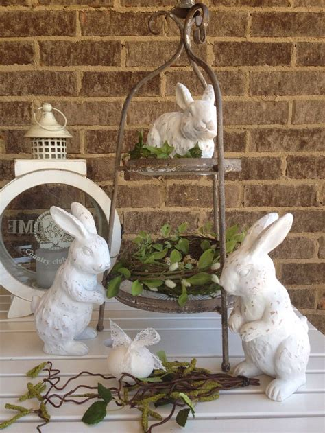 bunny decorations 17 best images about easter bunny decor on