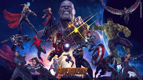 2560x1440 Avengers Infinity War 2018 Movie 1440p