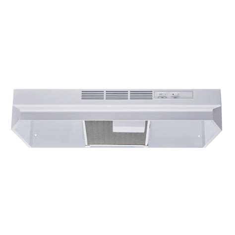 Ductless Cabinet Range by Winflo 30 In Ductless Non Ducted Cabinet Range