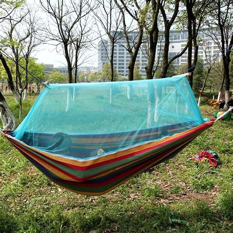 Outdoor Portable Swing Hammock Camp Patio Yard Hanging