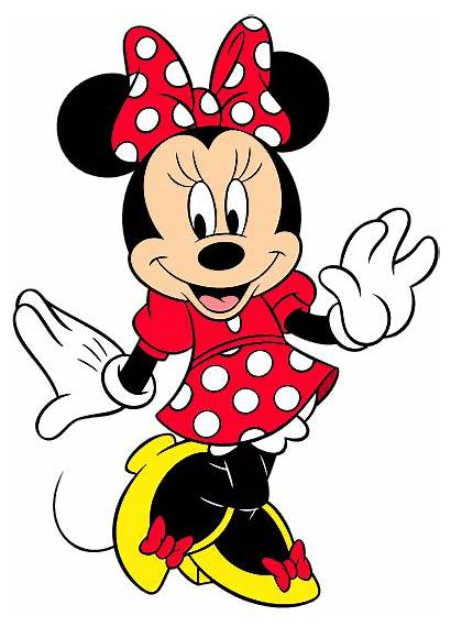 Mouse Clipart Minnie Mickey Birthday Clip Party