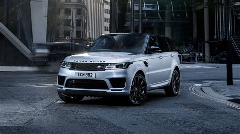 Land Rover Range Rover Sport 4k Wallpapers by Range Rover Sport Hst 2019 4k Wallpaper Hd Car