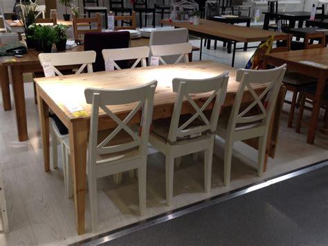 table de cuisine ikea bois ma sélection table à dîner en bois rectangulaire