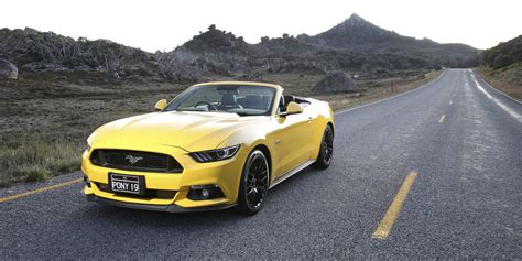 2016 Ford Mustang V6 Review by 2016 Ford Mustang Review Photos Caradvice