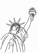 Liberty Statue Coloring Awesome Pages Colornimbus Print Cartoon Printable Sheets sketch template