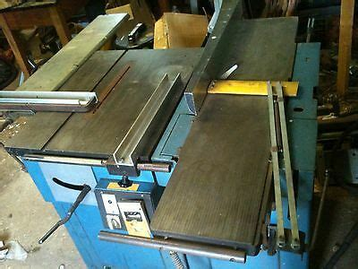 luna  universal woodworking machine  planer moulder