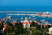 Sochi – the view from above · Russia Travel Blog