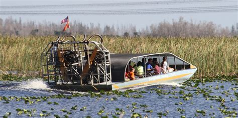 everglades fan boat rides fun facts about everglades airboat tours