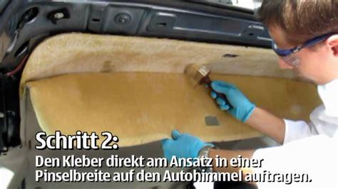 Neue Beschichtung Für Den Tiegel by Ottozeus Anleitung Kleben Eines Abgel 246 Sten Autohimmel