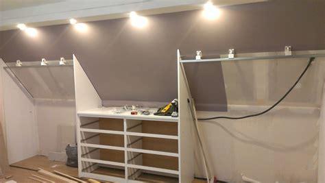 meuble penderie chambre meuble escalier ikea best hack inspirations avec meuble
