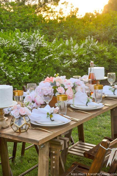 karas party ideas garden party tablescape