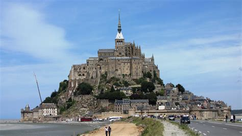 mont michel normandie file mont michel normandie jpg
