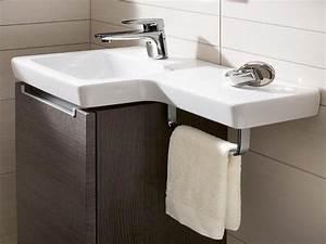 Waschbecken Aufsatz Für Badewanne : waschbecken kleines gaeste wc behindertengerechte badewanne ~ Markanthonyermac.com Haus und Dekorationen