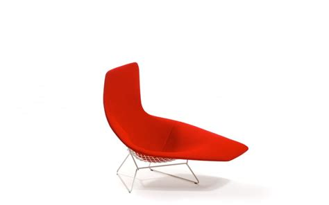 chaises knoll bertoia asymmetric chaise arenson office furnishings