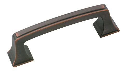 oil rubbed bronze cabinet pulls amerock 3 inch cc oil rubbed bronze mulholland cabinet