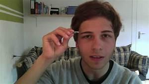 Augenbrauen Zupfen  Tipps Und Tricks Auch F U00fcr M U00c4nner