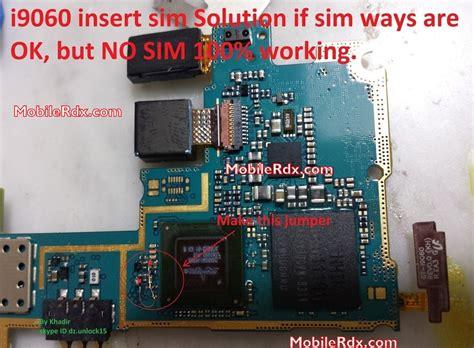samsung gt  sim card jumper repair solution