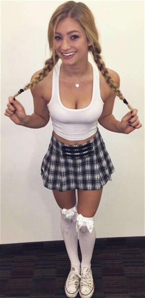 Sexy Schoolgirl Pigtails Perfect Pigtails Pinterest
