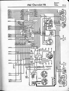 64 C10 Underhood Wiring Diagram