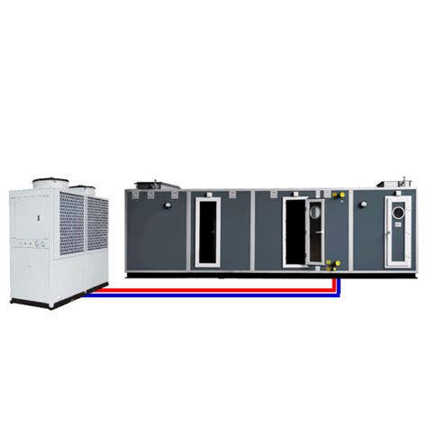 dx fan coil unit hvac type air handling unit ahu with direct expansion dx