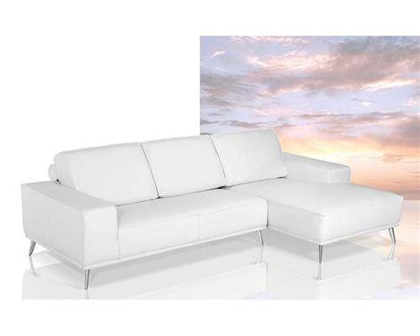 modern italian white leather sectional sofa
