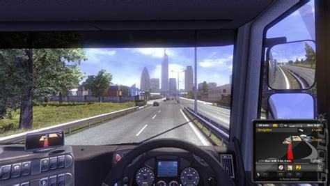 screens euro truck simulator  pc
