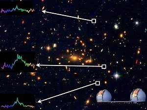 Astronomers confirm faintest early-universe galaxy ever ...